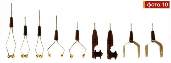 Как изготовить ниткодержатель для вязания мушек 5